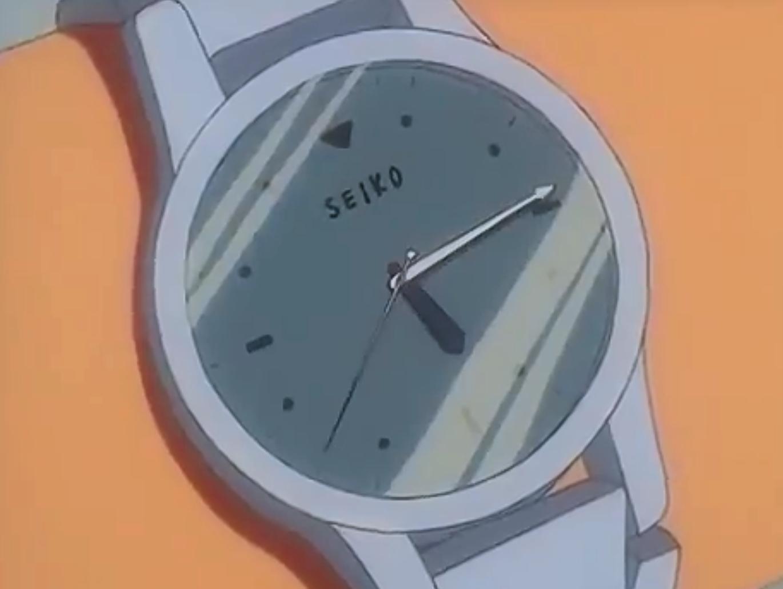 宮田一郎 腕時計 セイコー
